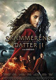 """Movie poster for """"SKAMMERENS DATTER 2: SLANGENS GAVE"""""""