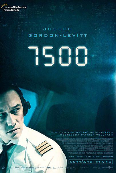 """Filmplakat für """"7500"""""""