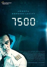 "Movie poster for ""7500"""
