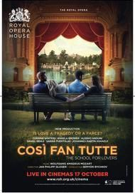 "Movie poster for ""COSI FAN TUTTE - Royal Opera House"""
