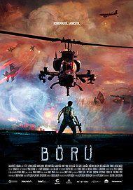 "Movie poster for ""Börü"""