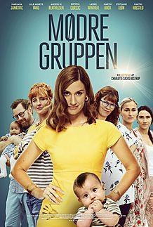 Plakat for MØDREGRUPPEN