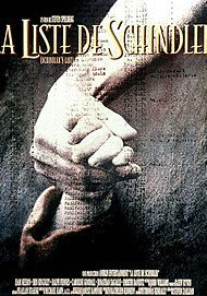 """Movie poster for """"SCHINDLER'S LIST"""""""