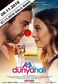 "Movie poster for ""Dünya Hali"""