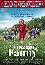 """Movie poster for """"FANNY'S JOURNEY"""""""