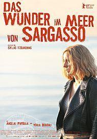 """Filmplakat für """"Das Wunder im Meer von Sargasso"""""""
