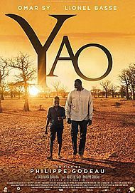 "Movie poster for ""YAO"""