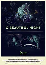 "Filmplakat für ""O Beautiful Night"""