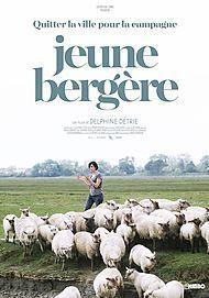 """Affiche du film """"JEUNE BERGERE"""""""
