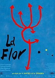 "Movie poster for ""THE FLOWER (PART 1)"""