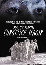 """Movie poster for """"MAGUY MARIN, L'URGENCE D'AGIR"""""""