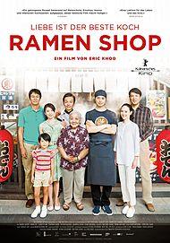 """Filmplakat für """"Ramen Shop"""""""