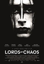 "Filmplakat für ""LORDS OF CHAOS"""