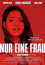 """Movie poster for """"Nur eine Frau"""""""