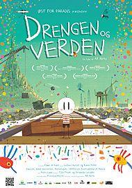 """Movie poster for """"DRENGEN OG VERDEN"""""""