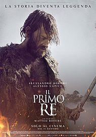 "Movie poster for ""IL PRIMO RE"""