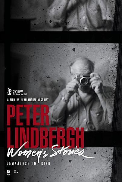 """Filmplakat für """"Peter Lindbergh - Women's Stories"""""""