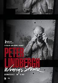 "Filmplakat für ""Peter Lindbergh - Women's Stories"""