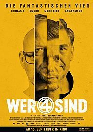 "Movie poster for ""WER VIER SIND"""