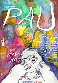 """Movie poster for """"PAU ( 2019)"""""""