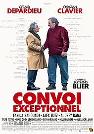 """Movie poster for """"CONVOI EXEPTIONNEL"""""""