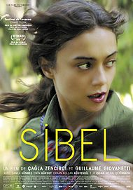 """Movie poster for """"SIBEL"""""""