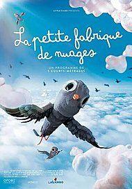 """Movie poster for """"LA PETITE FABRIQUE DE NUAGES"""""""