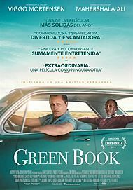 "Póster para ""GREEN BOOK"""