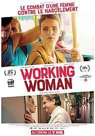 "Movie poster for ""WORKING WOMAN"""