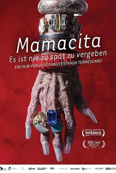 """Filmplakat für """"MAMACITA"""""""