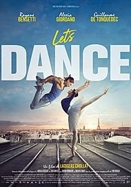 "Movie poster for ""LET'S DANCE"""