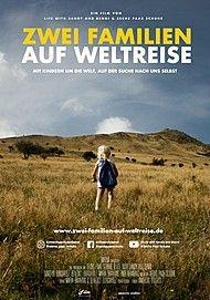 """Filmplakat für """"Zwei Familien auf Weltreise"""""""