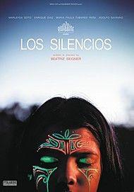 """Movie poster for """"LOS SILENCIOS"""""""