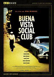 "Movie poster for ""Buena Vista Social Club"""
