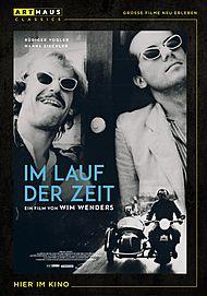 """Filmplakat für """"Im Lauf der Zeit"""""""