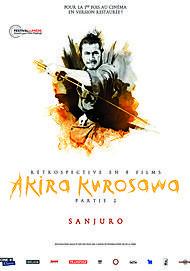 "Movie poster for ""SANJURO"""