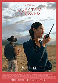 "Filmplakat für ""Nuestro Tiempo"""