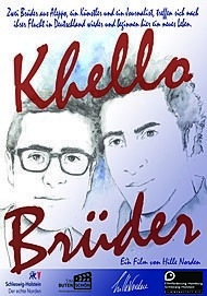 "Movie poster for ""Die Khello Brüder"""