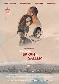 "Movie poster for ""THE REPORTS ON SARAH AND SALEEM"""