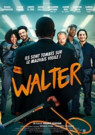"Movie poster for ""WALTER"""