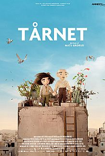 "Movie poster for ""TÅRNET"""