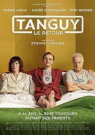 "Movie poster for ""TANGUY, IS BACK"""