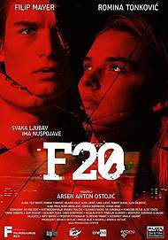 "Movie poster for ""F20"""
