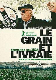 """Affiche du film """"LE GRAIN ET L'IVRAIE"""""""