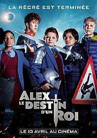 """Affiche du film """"ALEX, LE DESTIN D'UN ROI"""""""