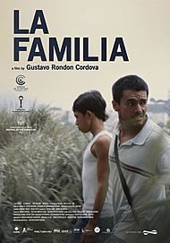 """Movie poster for """"THE FAMILY"""""""