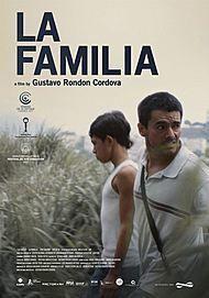 """Affiche du film """"LA FAMILIA"""""""