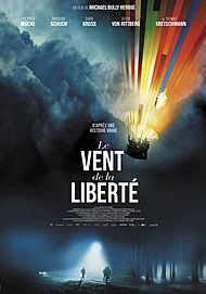 """Affiche du film """"LE VENT DE LA LIBERTE"""""""
