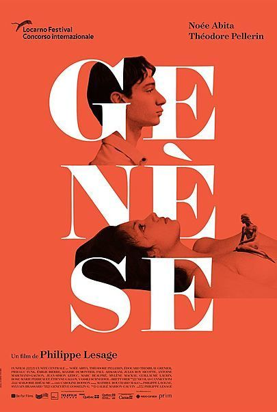 """Movie poster for """"GENESIS"""""""