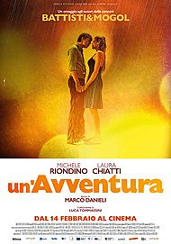 "Movie poster for ""UN'AVVENTURA"""